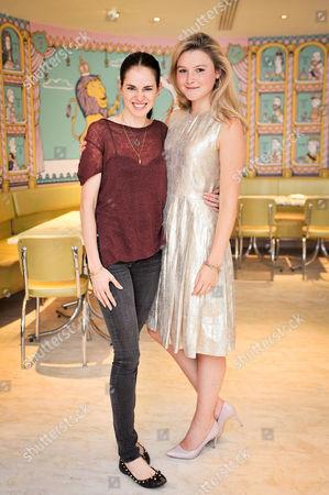 Amy Bailey and Amber Atherton