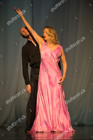 Andrey Berezin and Julie Shanahan