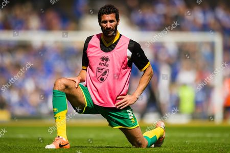 Editorial photo of Sky Bet Championship 2014/15 Ipswich Town v Norwich City Portman Road, Ipswich, United Kingdom - 23 Aug 2014