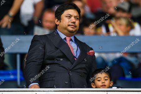 QPR co-owner Ruben Emir Gnanalingam