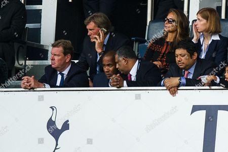 Editorial picture of Barclays Premier League 2014/15 Tottenham Hotspur v QPR White Hart Lane, London, United Kingdom - 24 Aug 2014