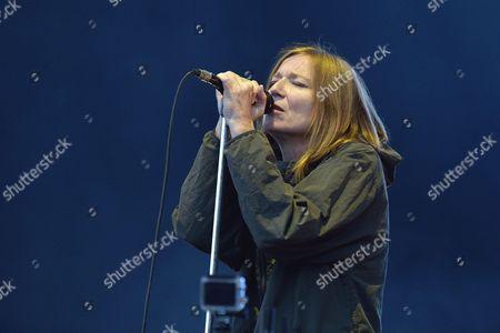 Stock Photo of Beth Gibbons