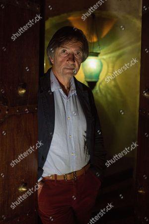 Editorial photo of Olivier Roellinger, Paris, France - 08 Jul 2014