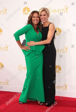 Stock Picture of Vanessa L. Williams and Felicity Huffman