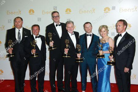 Michael Frislev, Chad Oakes, John Cameron, Executive Producers W