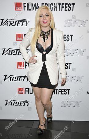 Stock Photo of Jessica Cameron