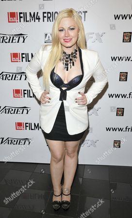 Editorial picture of 'Truth or Dare' film premiere, Film4 FrightFest, London, Britain - 25 Aug 2014