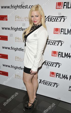 Editorial image of 'Truth or Dare' film premiere, Film4 FrightFest, London, Britain - 25 Aug 2014
