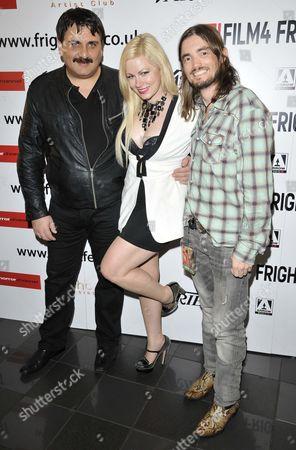 Editorial photo of 'Truth or Dare' film premiere, Film4 FrightFest, London, Britain - 25 Aug 2014