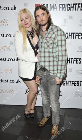 Stock Photo of Jessica Cameron and Ryan Kiser