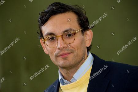 Editorial picture of Edinburgh International Book Festival, Scotland, Britain - 25 Aug 2014