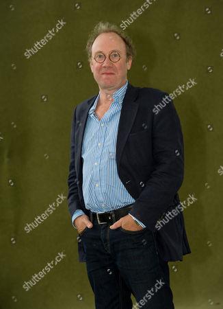 Stock Picture of Ben Macintyre