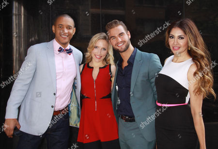 Editorial photo of 'Good Day NY' TV Show, New York, America - 26 Aug 2014