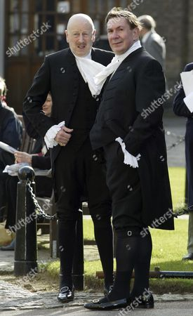 THE LORD CHANCELLOR DERRY IRVINE (R)