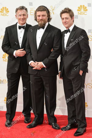 Christopher Stanley, Jay R Ferguson and Kevin Rahm