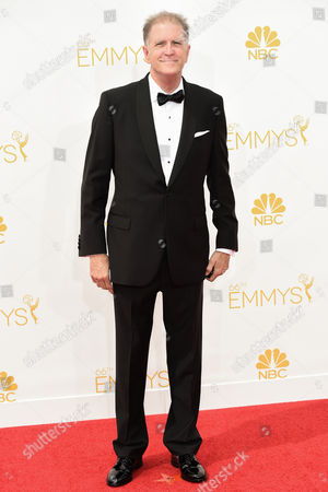 Editorial photo of The 66th Annual Primetime Emmy Awards, Arrivals, Los Angeles, America - 25 Aug 2014