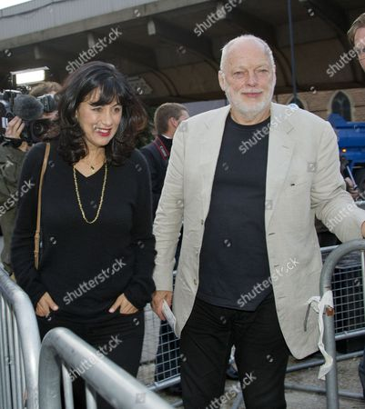 Dave and Polly Gilmour