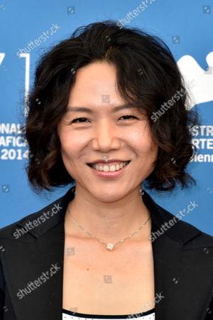 Vivian Qu of the Jury