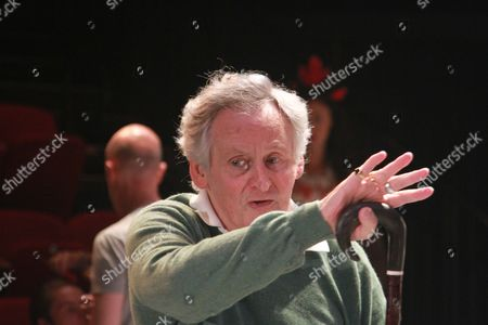 Director Max Stafford-Clark