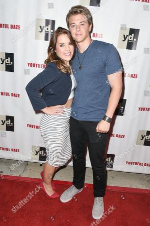 Kristen Alderson, Chad Duell