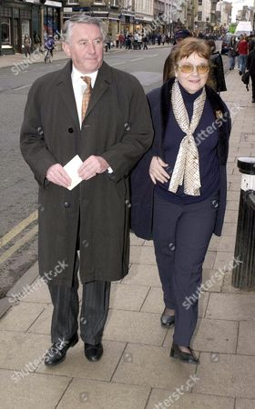 LORD DAVID STEEL AND WIFE