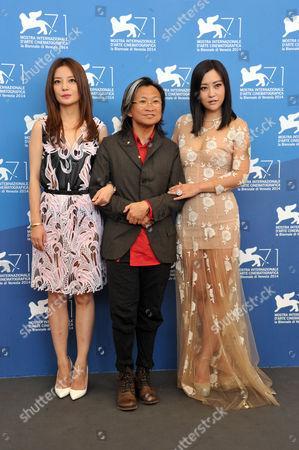 Peter Ho-Sun Chan Zhao Wei, Lei Hao