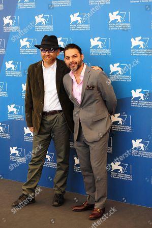 Habib Rezaei and Peyman Moaadi