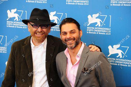 Stock Image of Habib Rezaei and Peyman Moaadi