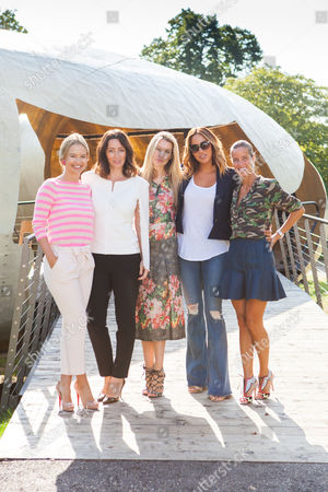 Editorial picture of Serpentine Charity Breakfast, London, Britain - 27 Aug 2014