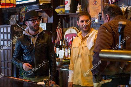 Tom Hardy, James Gandolfini