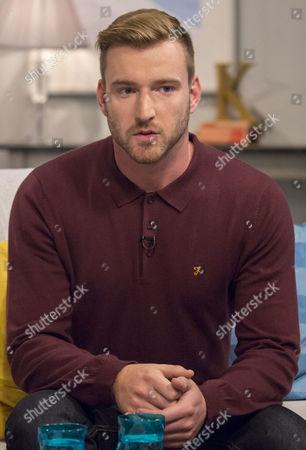 Editorial image of 'Lorraine Live' TV Programme, London, Britain - 29 Aug 2014