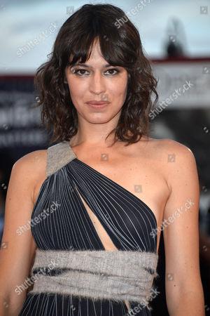 Stock Image of Giorgia Sinicorni
