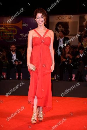 Editorial image of 'The Humbling' film premiere, 71st Venice International Film Festival, Italy - 30 Aug 2014