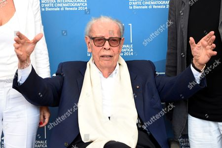 Editorial picture of 'Gianluigi Rondi: vita, cinema, passione' film photocall, 71st Venice International Film Festival, Italy - 31 Aug 2014