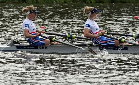 Lw2x Winners Imogen Walsh and Katherine Copeland