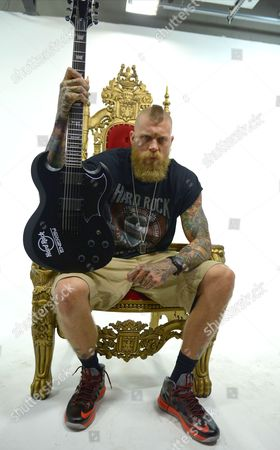 Stock Picture of Chris Birdman Andersen