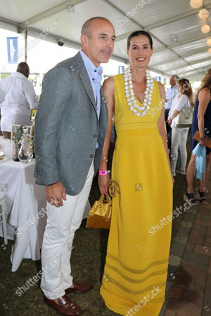 Editorial picture of The Hamptons Classic Horse Show, Bridgehampton, New York, America - 31 Aug 2014