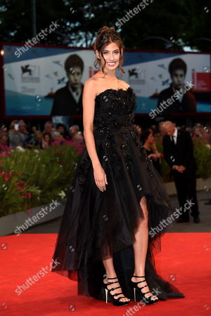 Editorial image of 'Il Giovane Favoloso' Film Premiere, 71st Venice International Film Festival, Italy - 01 Sep 2014