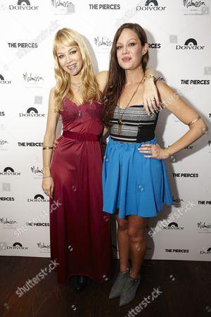 Catherine and Allison Pierce