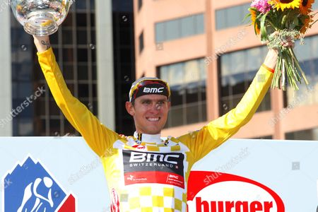 Stage 7 Boulder to Denver - Tejay VanGarderen (BMC) overall winner