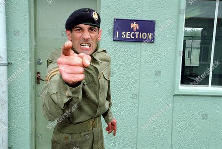 Stock Photo of Corporal Richard Nauyokas