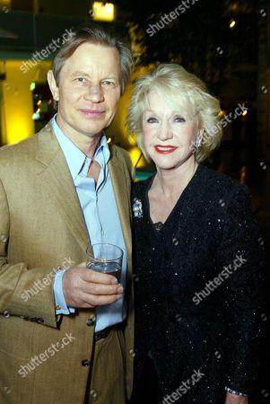 Michael York and Patricia McCallum