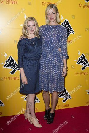 Eva Birthistle and Elize Du Toit