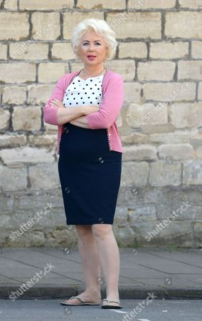 Stock Image of Hetty Banes-Russell (Maureen 'Mo' Lowe)