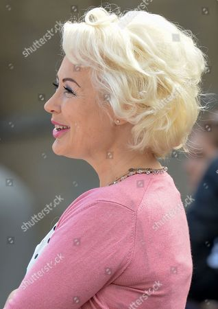 Stock Picture of Hetty Banes-Russell (Maureen 'Mo' Lowe)