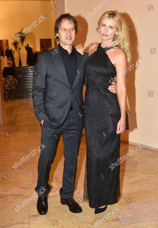 Pavol Habera and Daniela Pestova