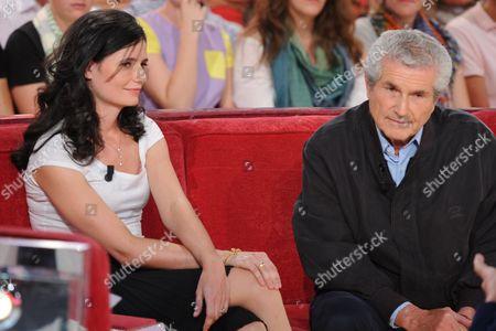 Editorial photo of 'Vivement Dimanche' TV show, Paris, France - 03 Sep 2014
