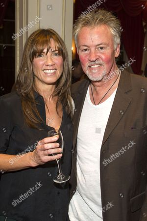 Stock Picture of Stacey Young and Paul Young