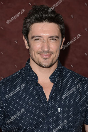 Editorial picture of 'Duality' film premiere, Los Angeles, America - 03 Sep 2014