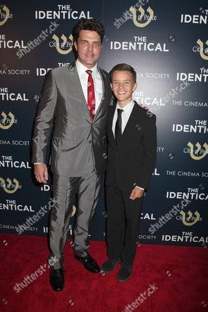 Blake Rayne and Noah Urrea